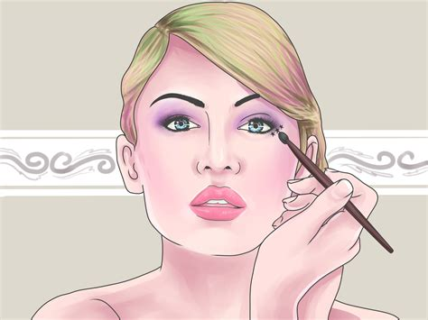 cute punk makeup girls  steps  pictures