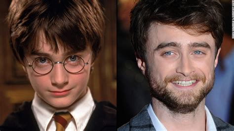 Daniel Radcliffe Shows His Wang by Harry Potter Happy 20th Anniversary Cnn