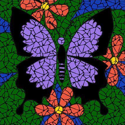free mosaic pattern ideas mosaikmuster mosaik and keramiken on pinterest