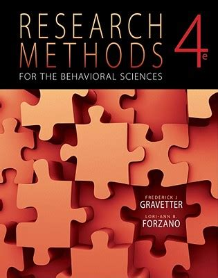 research methods for the behavioral sciences books research methods for the behavioral sciences book by