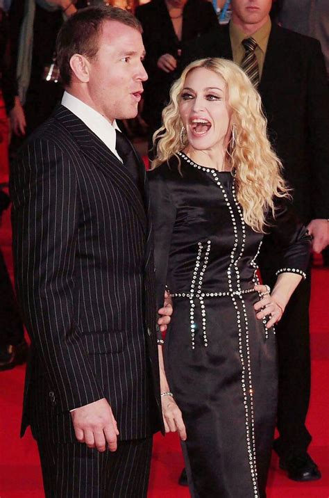 8 Surprising Splits by Madonna And Ritchie 1998 2008 Surprising Splits