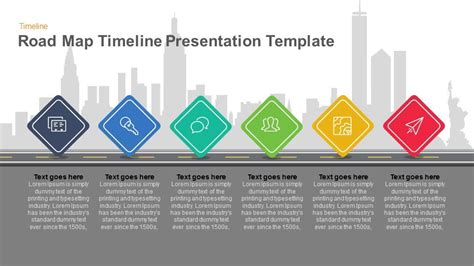 road map timeline road map timeline presentation keynote and powerpoint
