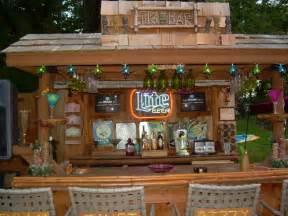 Backyard Beer Pong Backyard Tiki Lounge 2010 Tiki Central