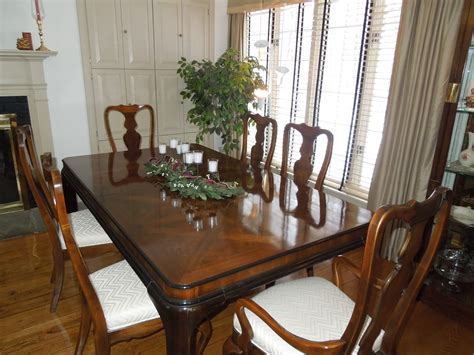 drexel dining room table drexel heritage dining room chairs alliancemv com