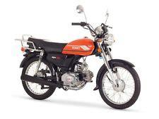 Motorrad 50 Ccm Hubraum by Motorr 228 Der Bis 50 Ccm Hubraum G 252 Nstig Kaufen Ebay