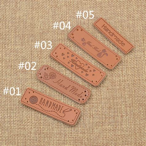 Sewing Labels Handmade By - kleding diy crafts