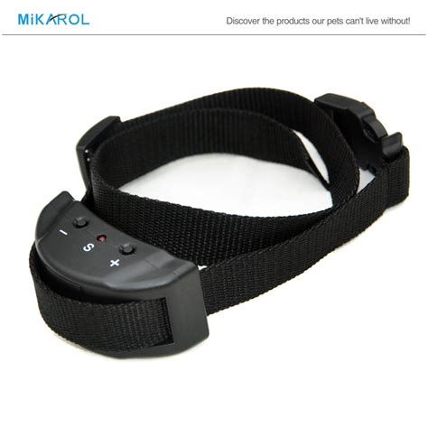 anti barking bark collar anti bark static collars bark for small barking