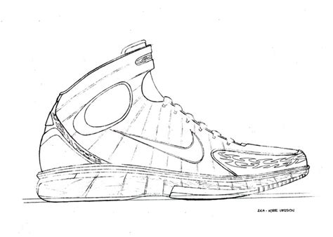 how to design a basketball shoe 20 nike basketball designs that changed the nike air
