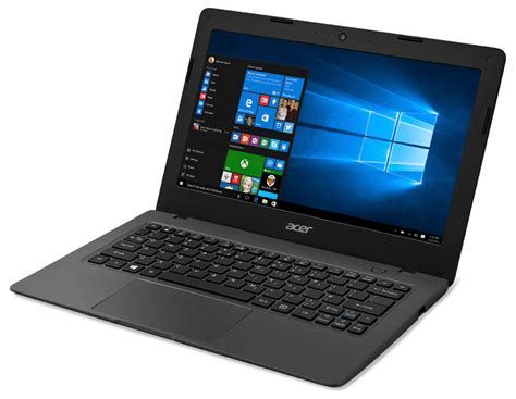 Cas Laptop Acer One 10 acer cloudbook des pc portables windows 10 d 232 s 170 dollars