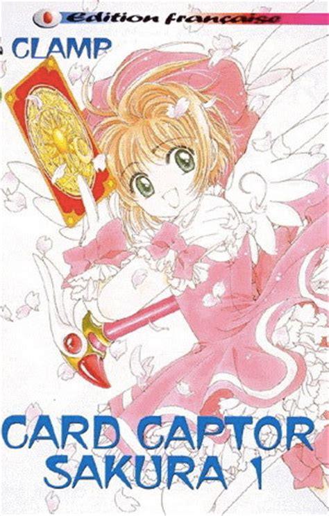 Couvertures Images Et Illustrations De Card Captor Sakura