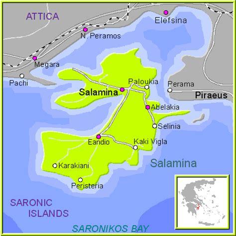 battaglia navale tra greci e persiani salamina