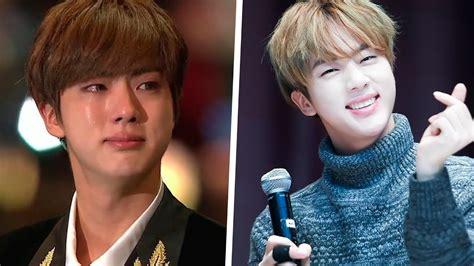 la historia de jin de bts kim seok jin es una gran