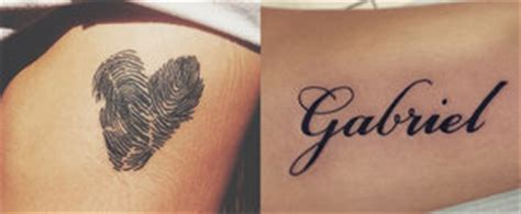 14 tattoo ideas for parents wanting to honor their kids visiting a newborn popsugar moms