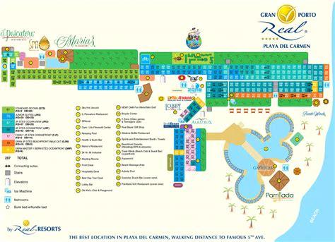playa gran porto real popular 255 list valentin imperial resort map