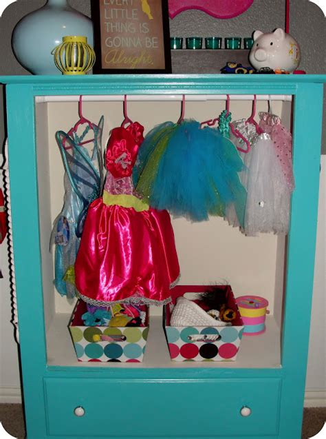 Dresser Into Dress Up Wardrobe by 7 Diy Dress Up Storage Solutions You Put It Up
