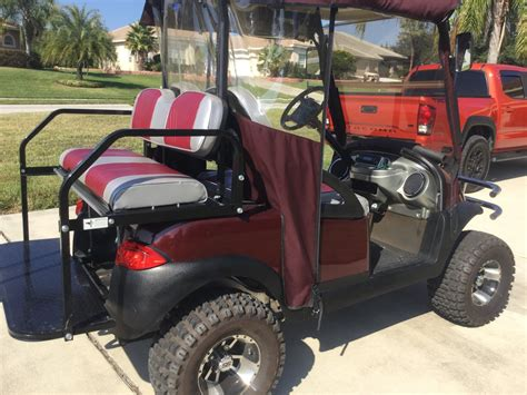 ir club car golf cartwextras  sale  hull