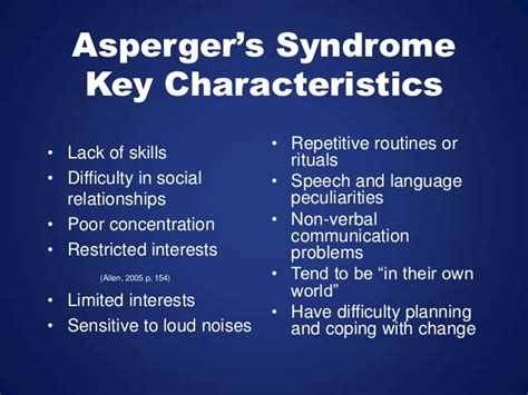 Asperger s syndrome final 1