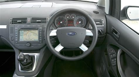 Max Interior by Ford C Max 2 0 Tdci Titanium 2008 Review By Car Magazine