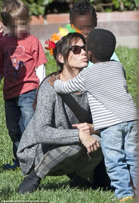 Sandra Bullock Son | sandra bullock s ex jesse james says losing son was
