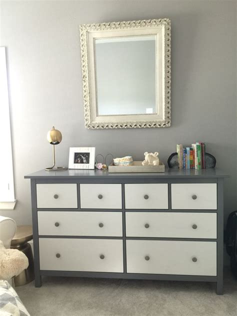 ikea hack hemnes dresser ikea hack project with the all white hemnes dresser