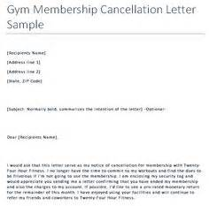 writing a cancellation letter for a contract service cancellation letter writing a letter of
