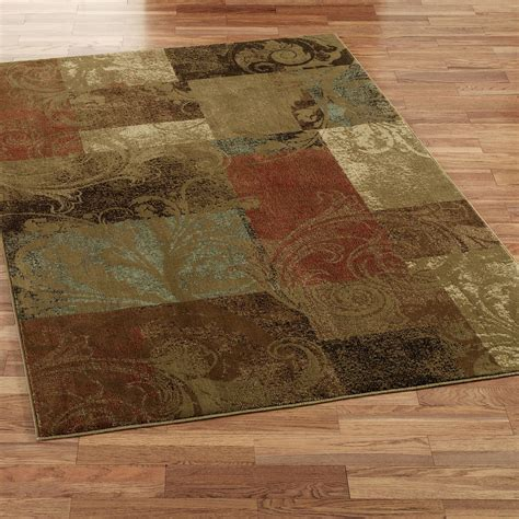 Area Rug by Magnificent Scroll Area Rugs