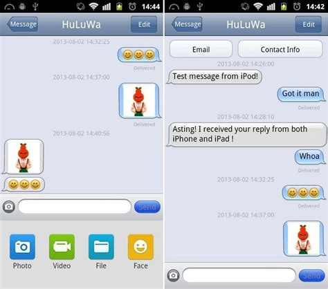 imessage chat apk imessage for android appears in play store stay away from it