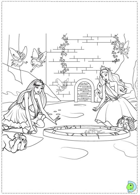 fairy pages pop star coloring pages