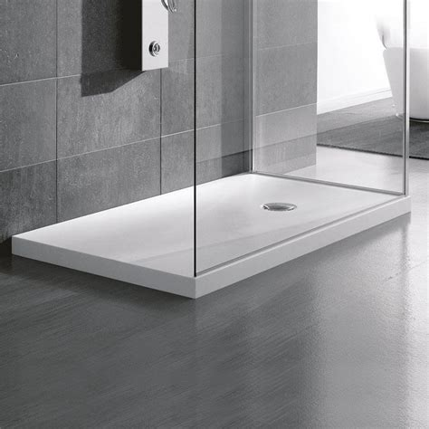 corian thickness corian shower tray with thickness h 6 cm hafro corian