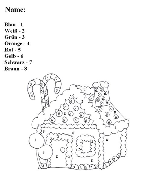 german santa coloring page christmas color by number worksheets printables free