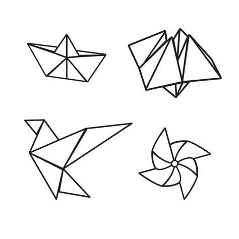 Dessin Oiseau Origami by Les 25 Meilleures Id 233 Es De La Cat 233 Gorie Tatouage Origami
