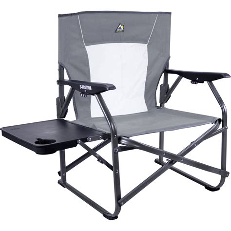 gci 3 position recliner gci outdoor 3 position event chair mercury gray 46665 b h