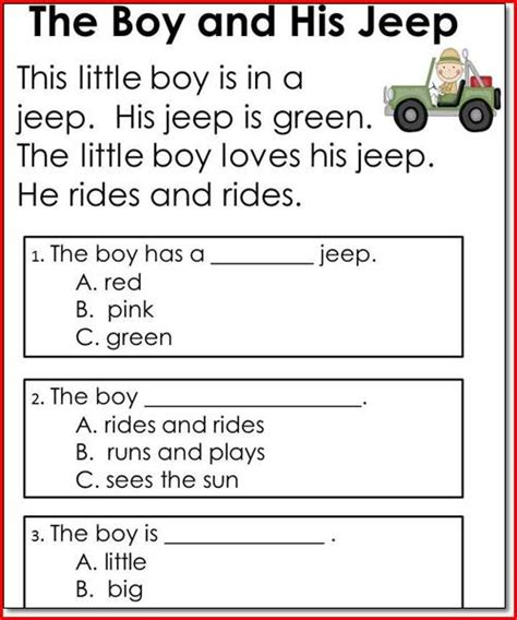 free printable english reading worksheets for kindergarten kindergarten worksheets reading pdf easter phonics