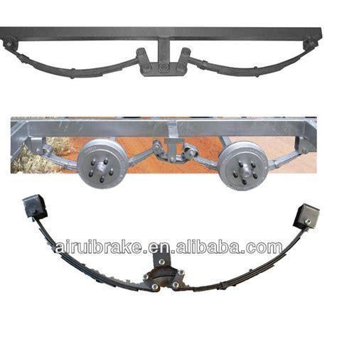 tandem axle boat trailer parts suspension part for tandem axle boat trailers view travel