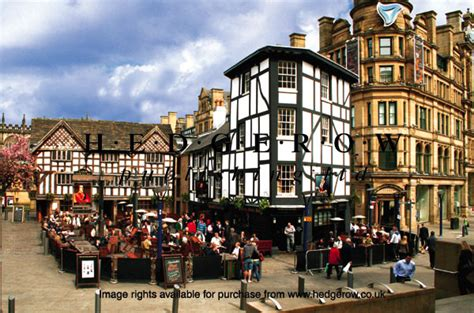 shambles square manchester gtr manchester hedgerow publishing