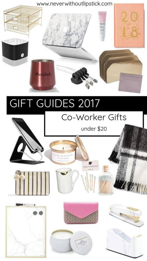 inexpensive creative co worker gift ideas co worker gift ideas 20 never without lipstick