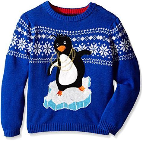Mackandphil Geery Blue Sz 23 Boys Small Blue Sweater