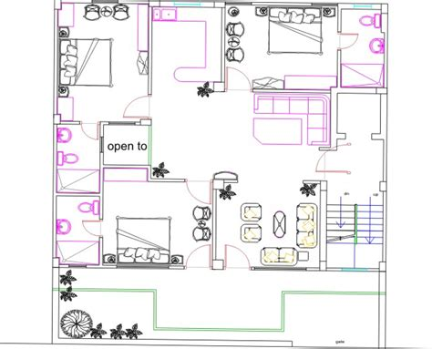 autocad architecture floor plan autocad floor plan by prabhjotsingh333 on deviantart