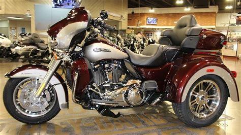 Harley Davidson Trike Prices by 2018 Harley Davidson Trike Tri Glide Ultra For Sale Near