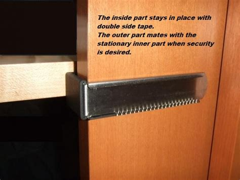 How To Lock Your Closet by Closet Lock Product
