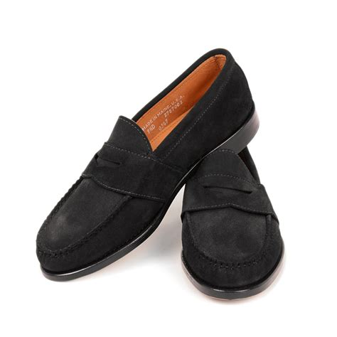 mens suede shoes loafers weltline loafer suede shoes s