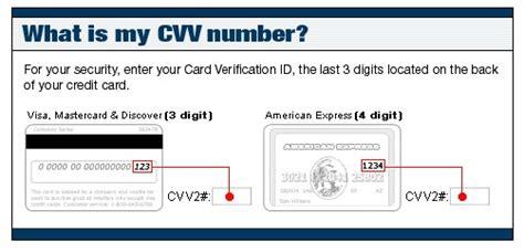 Sle Credit Card Cvv Number Cvv Number On Credit Card 2017 2018 Best Cars Reviews