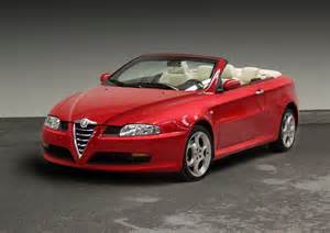 Alfa Romeo Gt Convertible 2013 Alfa Romeo Gt Cabriolet Prototype