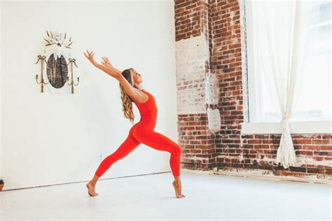 barre workout for a ballet thrive the
