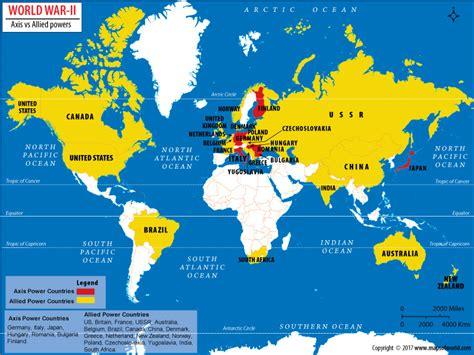 countries won world war ii answers