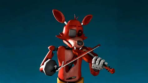 sfm foxy violin youtube