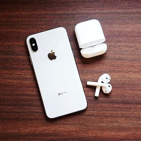 iphone x airpods perfection source aldrfd visual apple inc