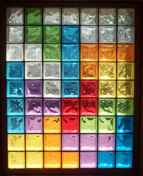 colored cellophane sheets i did stained glass on our front door but this is just