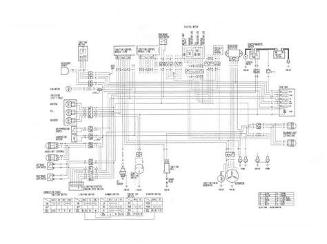 2007 honda rancher wiring diagram rancher free