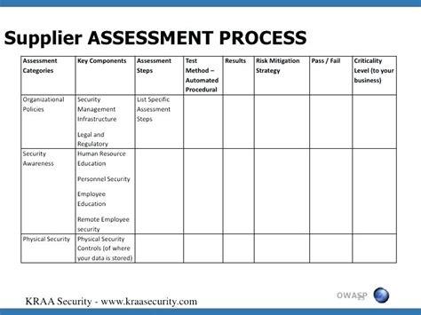 vendor performance evaluation template vendor performance evaluation template asctech co
